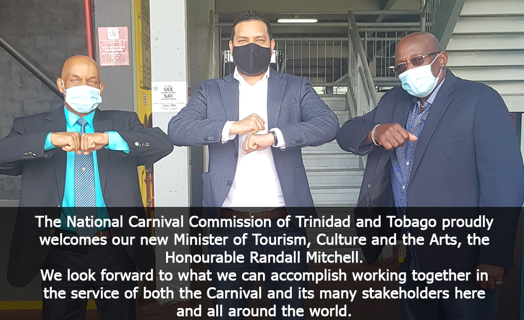 Welcomes our new Minister of Tourism