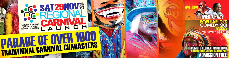 NCC Regional Carnival Launch 2015