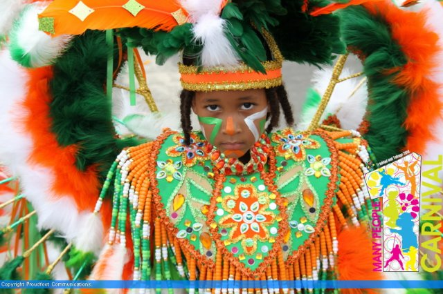 History of kiddies carnival in trinidad and tobago