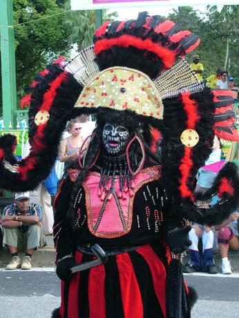 Carnival Of Trinidad And Tobago Traditional Characters
