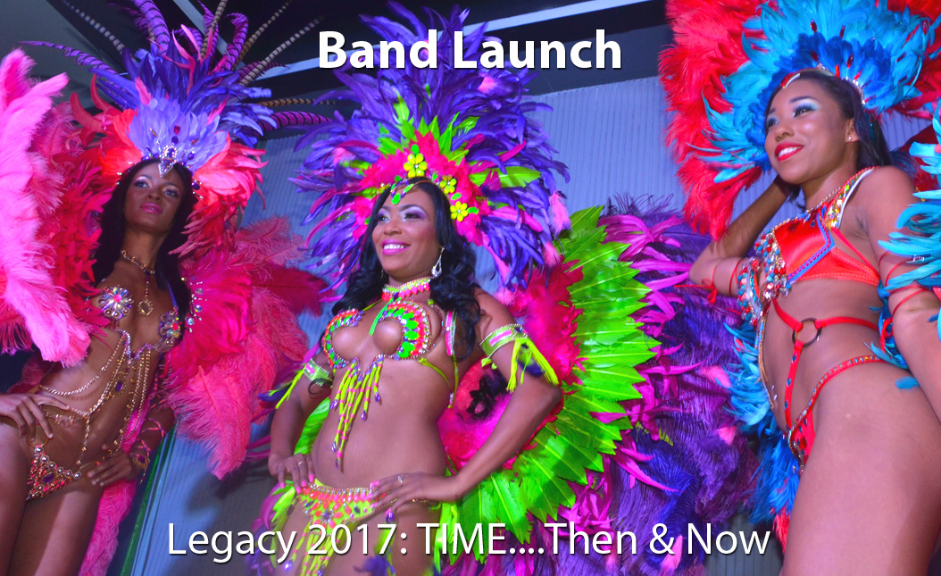 Legacy 2017: TIME....Then & Now