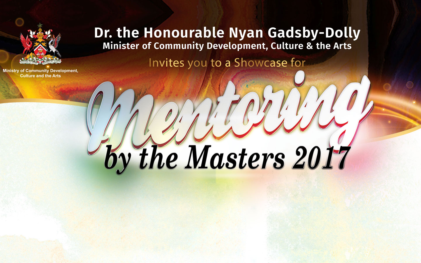 Mentoring By The Masters Showcases